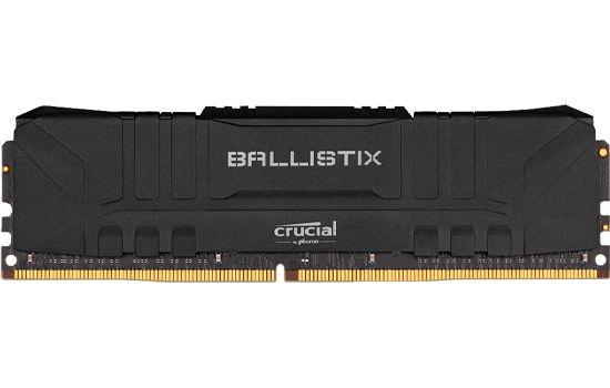 MEMORIA RAM DDR4 3000MHZ 8GB BALLISTIX - CRUCIAL