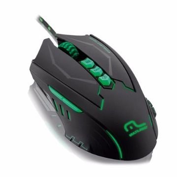 MOUSE USB GAMER METAL WAR MO218 8 BOTÕES - MULTILASER