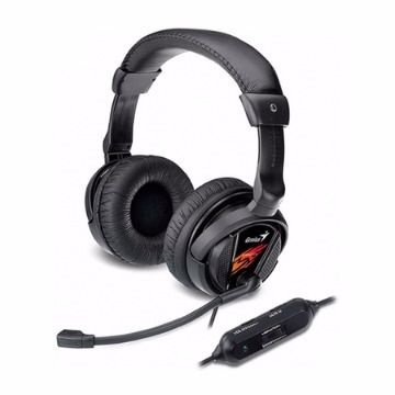 HEADSET GAMER HS-G500V - GENIUS
