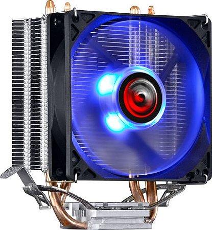 AIR COOLER PARA CPU KZ2 C/ LED AZUL ACZK292LDA - PCYES