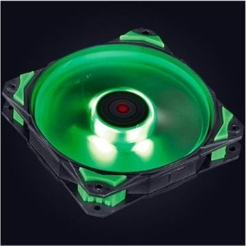 COOLER PARA GABINETE 120MM VERDE FURY F4120LDVD - PCYES