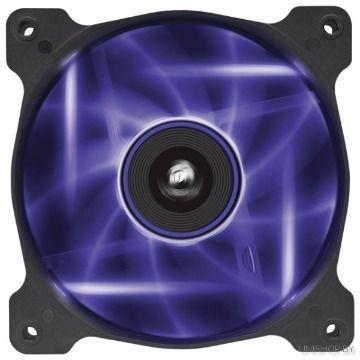 COOLER PARA GABINETE AF120 120MM LED ROXO - CORSAIR