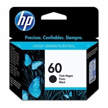CARTUCHO DE TINTA HP 60 PRETO - CC640WB