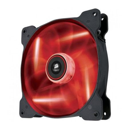 COOLER PARA GABINETE AF120 120MM LED VERMELHO CO-9050015-RLED QUIET EDITION - CORSAIR