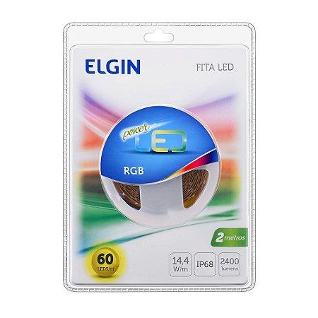 FITA DE LED RGB 2M 60 LEDS - ELGIN
