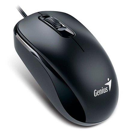 MOUSE USB DX-110 PRETO - GENIUS
