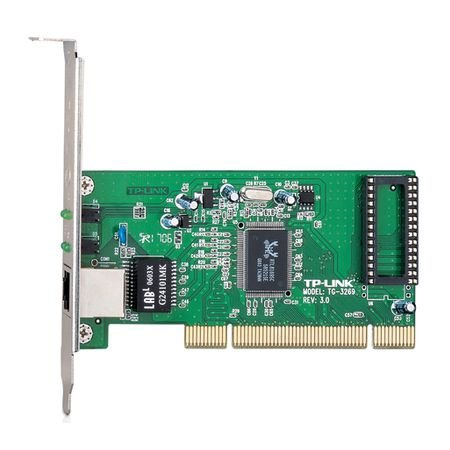 PLACA DE REDE PCI GIGABIT 10/100/1000 TG-3269 - TP-LINK