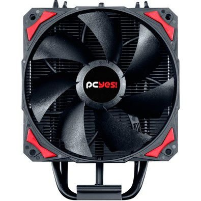 AIR COOLER PARA CPU ZERO K Z4 ACZK4120 - PCYES