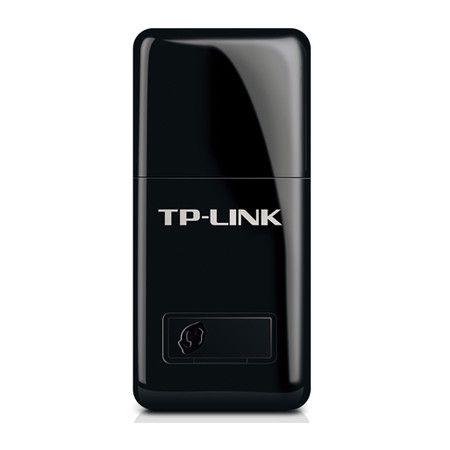 ADAPTADOR WIRELESS MINI USB 300MBPS TL-WN823N - TP-LINK