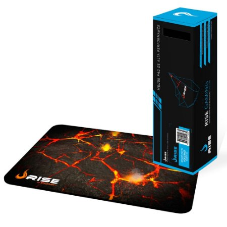 MOUSE PAD GAMER VOLCANO TAM. M RG-MP-01-VO - RISE