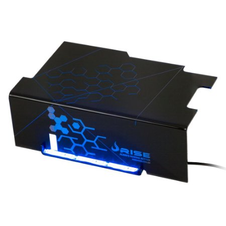 COVER P/FONTE ICE COLD LED AZUL RM-CP-01-IC - RISE