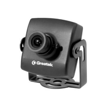 MINI CAMERA GREATEK CCD DIGITAL 1/4 E LENTE DE 3,6MM - 480 LINHAS
