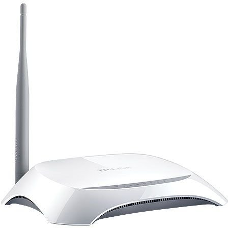 MODEM E ROTEADOR WIRELESS 150MPS TD-W8901N - TP-LINK