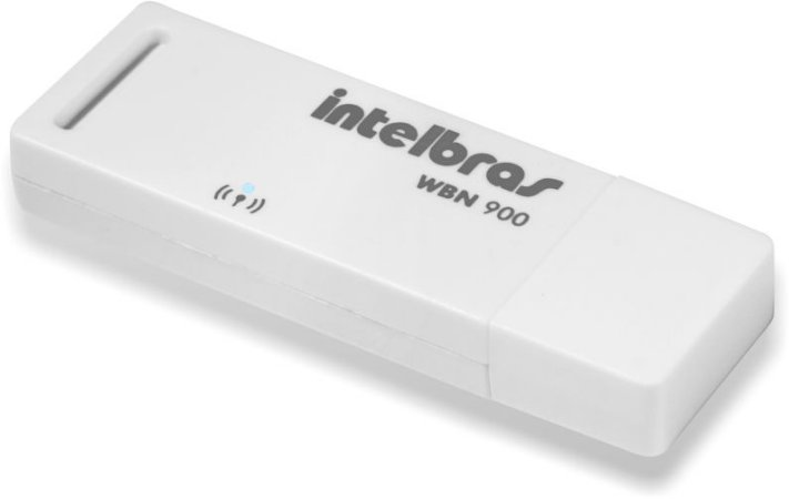ADAPTADOR WIRELESS USB WBN 900 - INTELBRAS