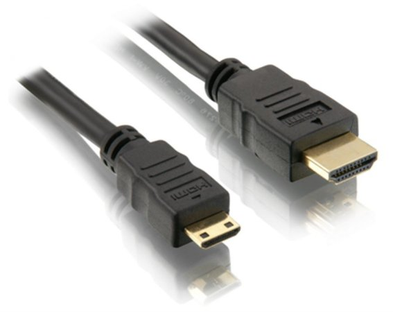 CABO HDMI/MINI HDMI 1.8M - ELGIN
