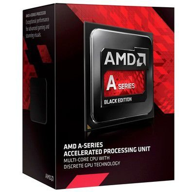 PROCESSADOR AMD APU A8 7650K QUAD CORE 3.8GHZ 4MB BOX FM2 AD765KXBJABOX
