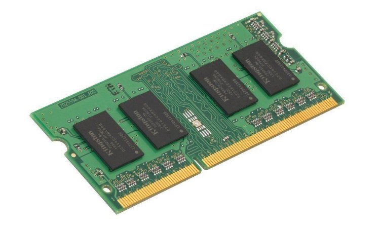 MEMORIA RAM NOTEBOOK DDR3 1333MHZ 2GB KVR13S9S6/2 - KINGSTON