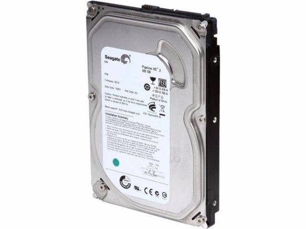 DISCO RIGIDO 320GB SATA II 5900RPM 8MB CACHE ST3320311CS - SEAGATE