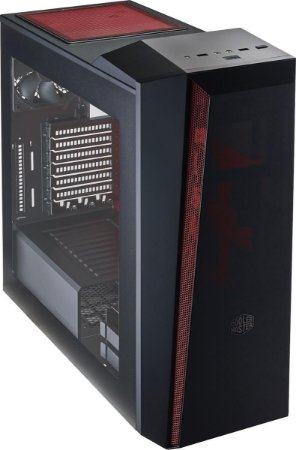 GABINETE GAMER MASTERBOX 5T MCX-B5S3T-RWNN - COOLERMASTER