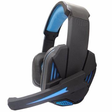 HEADSET USB GAMER CABO 2.4M NYLON AZUL MHP-XP-X9/BKBL - MYATECH