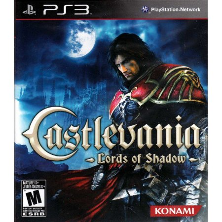 JOGO CASTLEVANIA LORDS OF SHADOW  - PS3