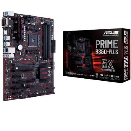 PLACA MAE AM4 B350 PRIME B350-PLUS - ASUS