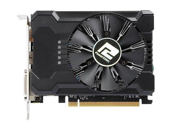 PLACA DE VIDEO RX560 2GB GDDR5 128BITS AXRX 2GBD5-DHV3 - POWERCOLOR