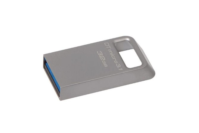 PEN DRIVE DATATRAVELER 32GB DTMC3/32GB - KINGSTON