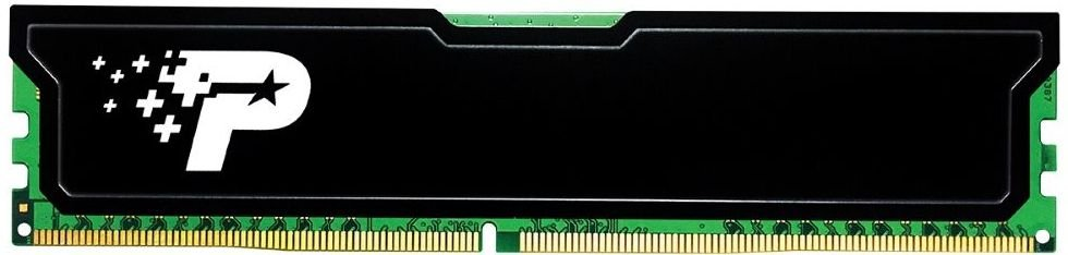 MEMORIA RAM DDR4 2400MHZ 4GB SL BLACK PSD44G240041H - PATRIOT