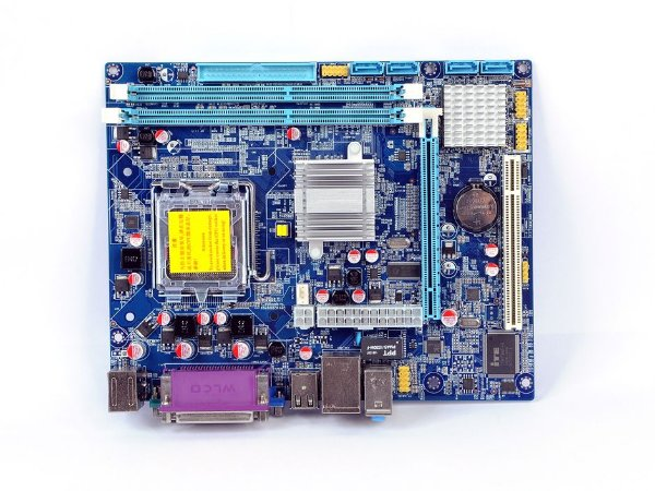 PLACA MÃE 775 BMBG41-V DDR3 OEM - BLUECASE