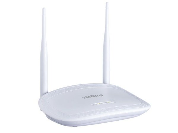 ROTEADOR WIRELESS 300MBPS 4-LAN/1-WAN IWR 3000N - INTELBRAS