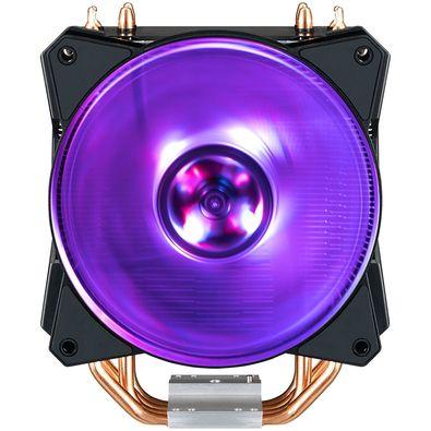 AIR COOLER PARA CPU RGB MASTERAIR MA410P MAP-T4PN-220PC-R1 - COOLER MASTER