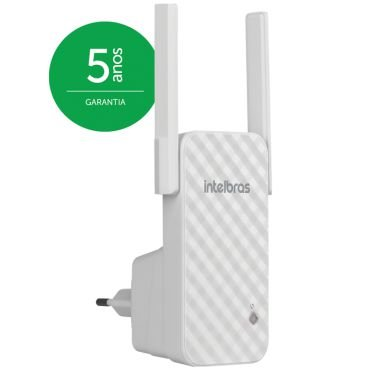 REPETIDOR WIRELESS 300MBPS IWE3001 2 ANTENAS - INTELBRAS