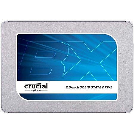 SSD 120GB SATAIII BX300 CT120BX300SSD1 - CRUCIAL