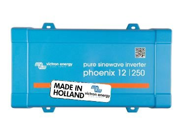 INVERSOR SOLAR OFFGRID PIN122510200 250VA 12V/230V SENOIDAL - VICTRON ENERGY