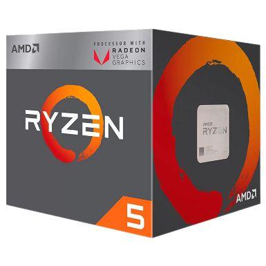 PROCESSADOR AMD RYZEN 5 2600 3.4GHZ 19MB CACHE AM4
