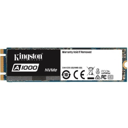SSD M.2 240GB SA1000M8 2280 PCIE NVME G3 X2 L-1500MBS/G-800MBS - KINGSTON