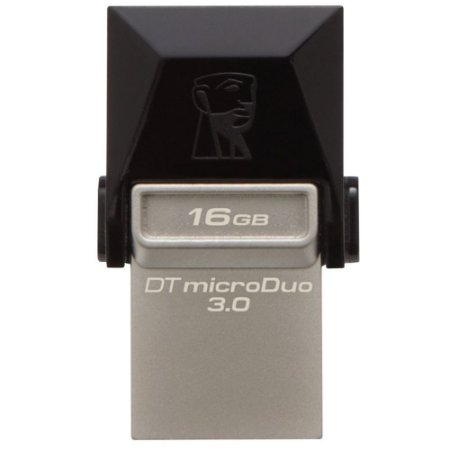 PEN DRIVE DATATRAVELER 16GB MICRODUO - KINGSTON