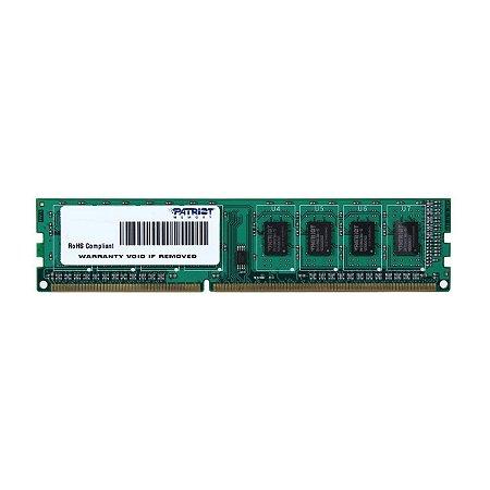 MEMORIA RAM DDR3 1600MHZ 4GB PSD34G160081 - PATRIOT