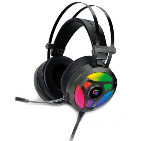 HEADSET GAMER PRO H1 RGB P2 - FORTREK