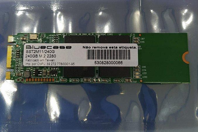 SSD M.2 M2SATA 2280 240GB BST2M11/240G 550/500 - BLUECASE
