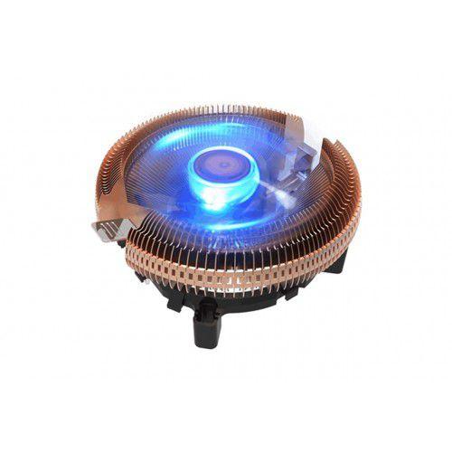 COOLER PARA CPU INTEL/AMD BC-02UAB LED AZUL - BLUECASE