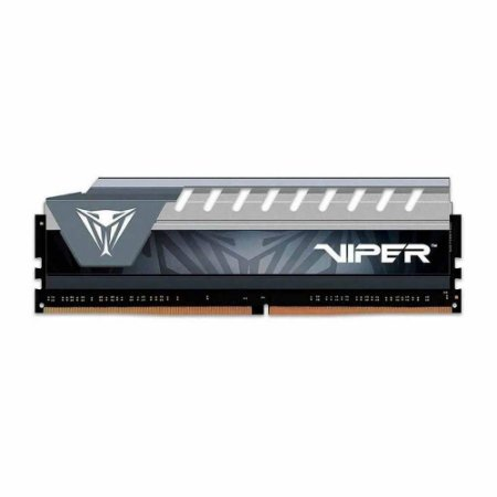 MEMORIA RAM DDR4 2666MHZ 4GB VIPER ELITE CL16 PVE44G266C6GY - PATRIOT