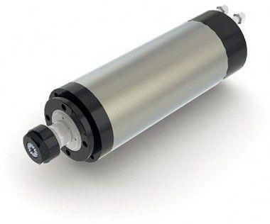 Motor Spindle de 1,5Kw (2cv) Refrigeração a ventoinha