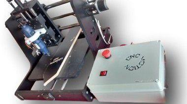 Fresadora Small Mill MDF 300x300