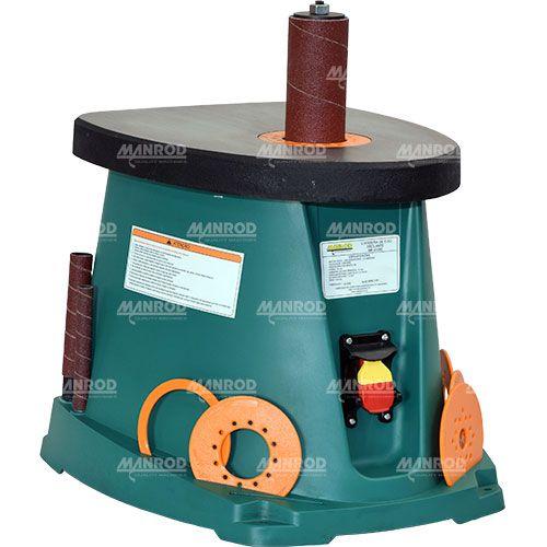 Lixadeira de Bancada com Eixo Oscilante Ref: MR-41390