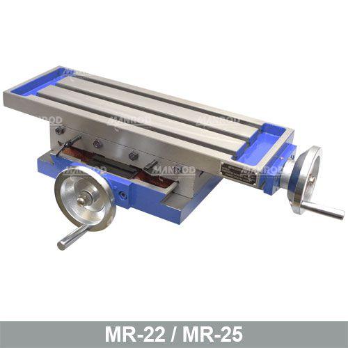 Mesas Cordenadas Ref: MR-22, MR-25 E MR-28