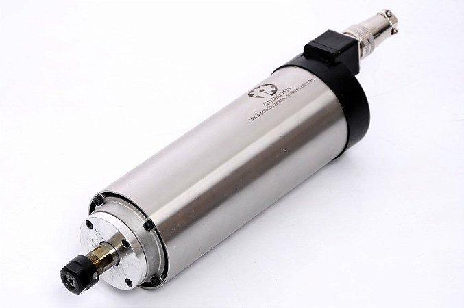 Motor Spindle 2.2KW (3CV) Refrigerado a Ventoinha  ER20