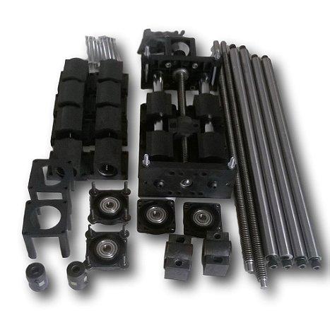 Kit Mecânica para Estrutura MDF Small Mill