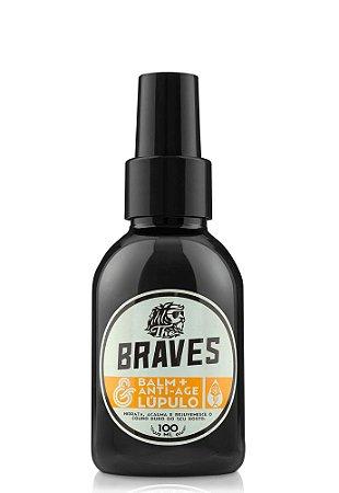 Balm Multifuncional & Lúpulo para rosto, barba e pós-barbear - 100ml